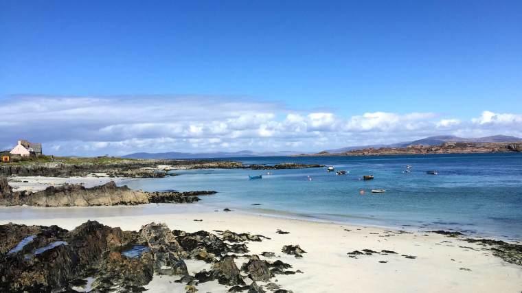 Beach - Iona