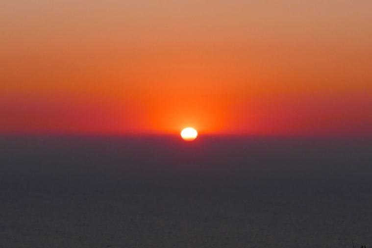 pollara-sunset