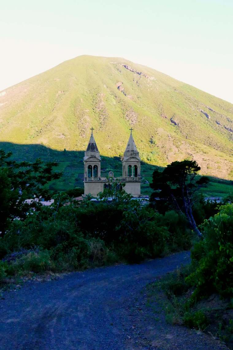 Salina-Malfa-Volcano