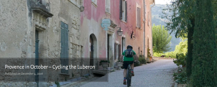 Cycling-Luberon