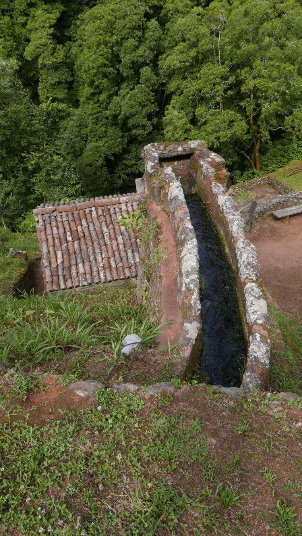 parque natural da ribeira dos caldeiros