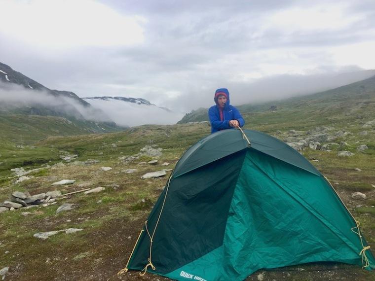 camping in krossbu