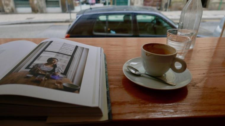 Loads of pretty coffee shops
